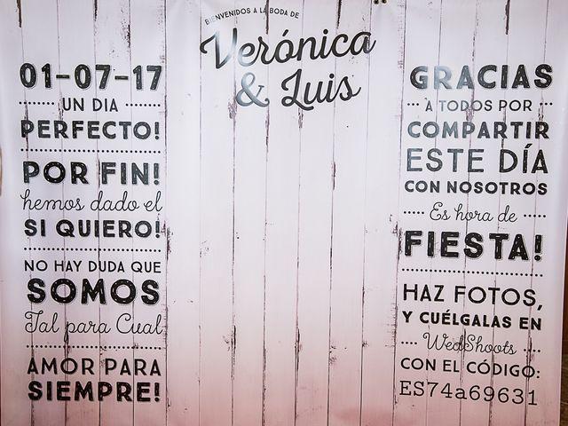 La boda de Luis y Veronica en La/villajoyosa Vila Joiosa, Alicante 6