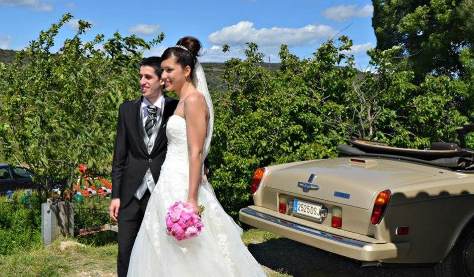 La boda de Pepe Rodriguez y Jenny Cano en Sort, Lleida