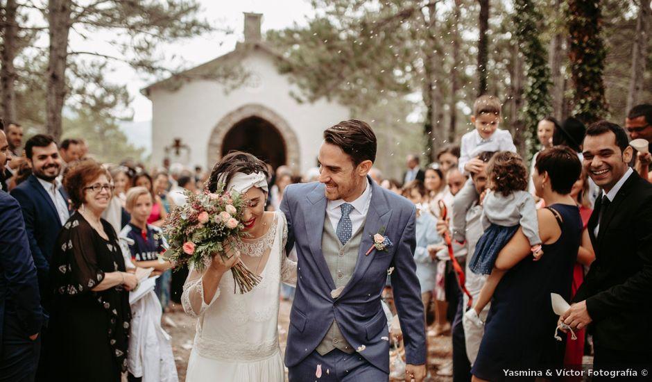 La boda de Andreu y Thais en Tortosa, Tarragona
