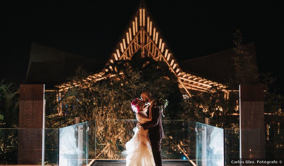 La boda de Javi y Zaíra en San Bartolome De Tirajana, Las Palmas