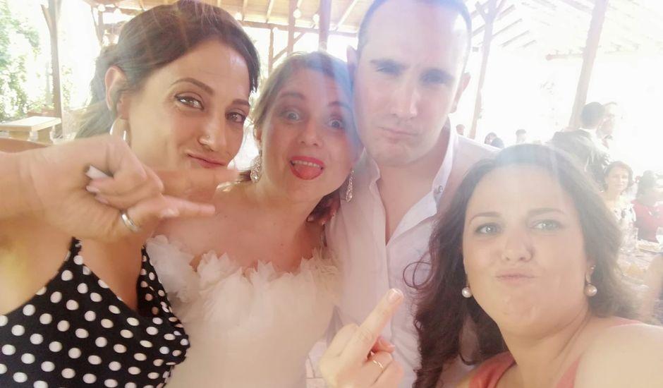 La boda de Andrés y Patrycja en Granada, Granada