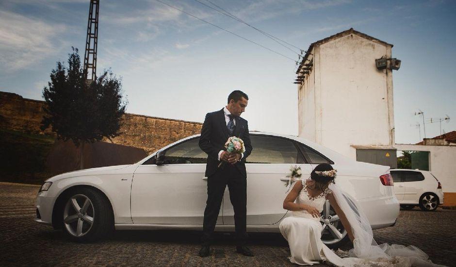 La boda de Ismael  y Estela  en Olivenza, Badajoz