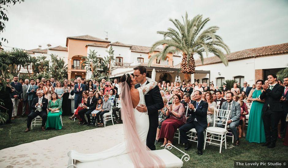 La boda de Juan Francisco y Marta en Viñuela, Málaga