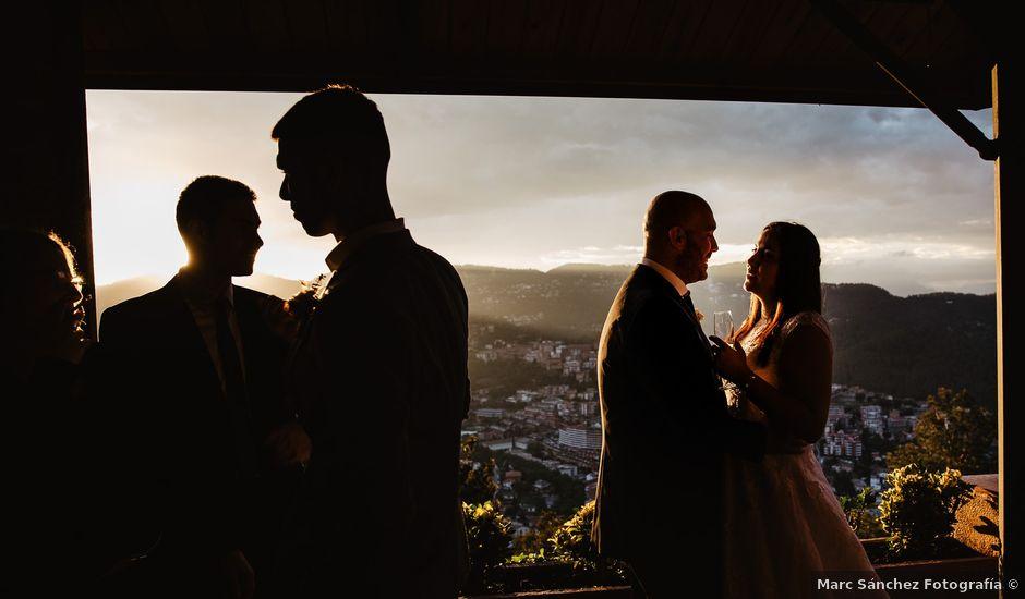 La boda de Juan y Carol en Cervello, Barcelona