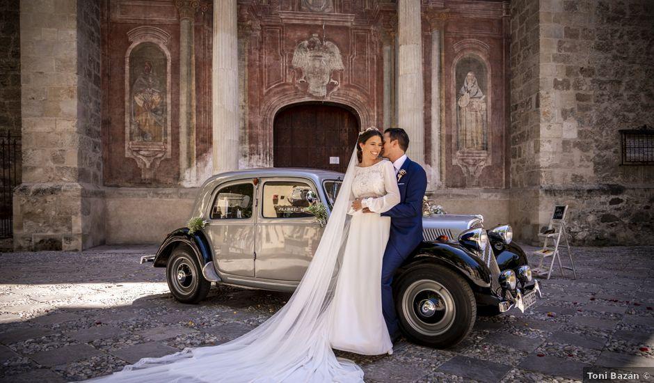 La boda de Paco y Patricia en Granada, Granada