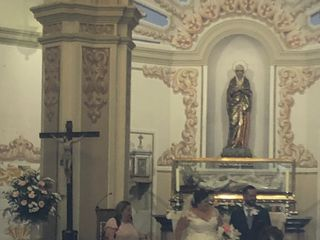 La boda de María y Julen 3