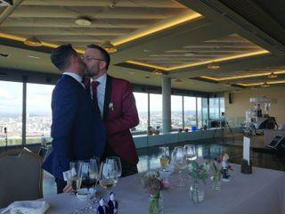 La boda de Fran y Raúl