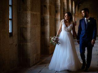 La boda de Olaia  y Adrián
