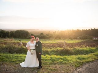 La boda de Nuria y Vanessa
