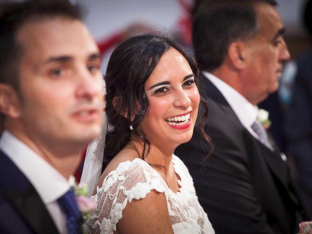 La boda de Diego y Berta en Casalarreina, La Rioja 7