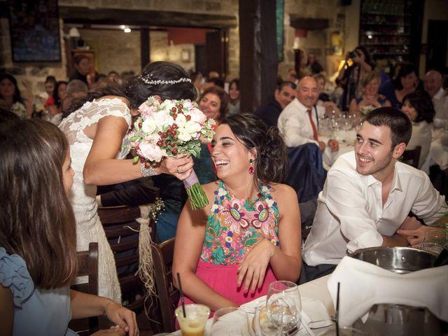 La boda de Diego y Berta en Casalarreina, La Rioja 13