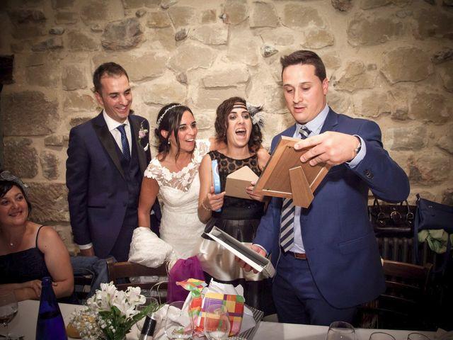 La boda de Diego y Berta en Casalarreina, La Rioja 14