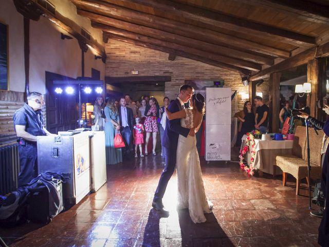 La boda de Diego y Berta en Casalarreina, La Rioja 15