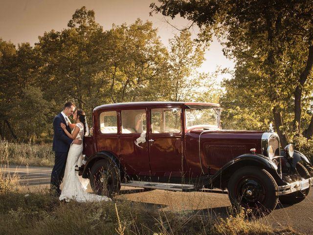 La boda de Diego y Berta en Casalarreina, La Rioja 16
