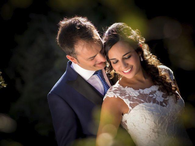 La boda de Diego y Berta en Casalarreina, La Rioja 18