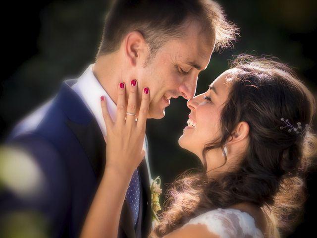 La boda de Diego y Berta en Casalarreina, La Rioja 19