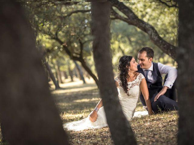La boda de Diego y Berta en Casalarreina, La Rioja 21