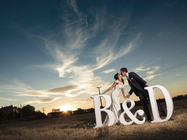 La boda de Diego y Berta en Casalarreina, La Rioja 27