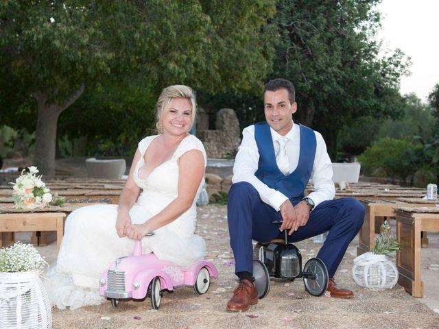 La boda de Jose y Marta en Palma De Mallorca, Islas Baleares 11