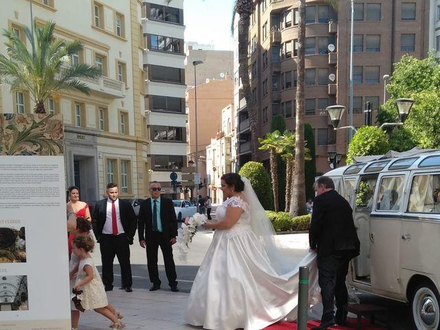 La boda de Julen y María en Castelló/castellón De La Plana, Castellón 8