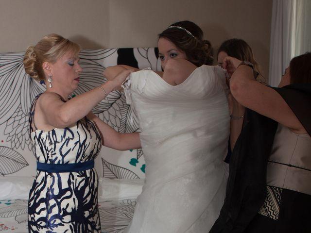 La boda de Eloy y Carolina en Totana, Murcia 5
