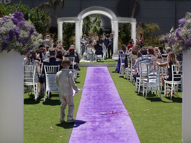 La boda de Eloy y Carolina en Totana, Murcia 9