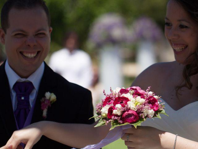 La boda de Eloy y Carolina en Totana, Murcia 12