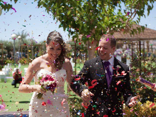 La boda de Eloy y Carolina en Totana, Murcia 14