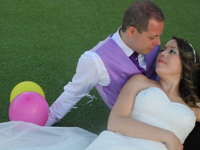 La boda de Eloy y Carolina en Totana, Murcia 20