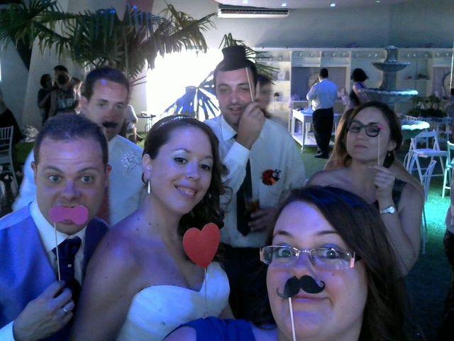 La boda de Eloy y Carolina en Totana, Murcia 21