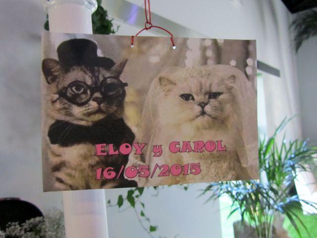 La boda de Eloy y Carolina en Totana, Murcia 25