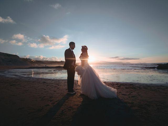 La boda de Lorena y Aitor