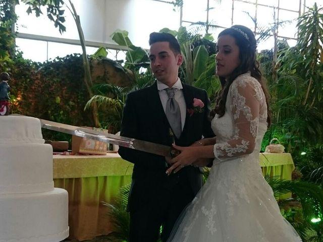 La boda de Daniel y Raquel  en Carboneras, Almería 7
