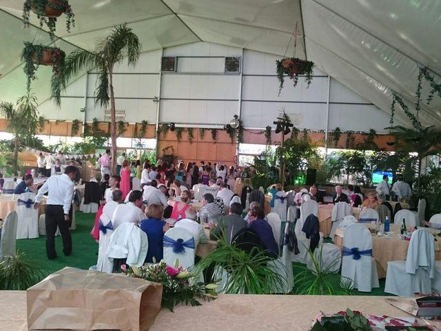 La boda de Daniel y Raquel  en Carboneras, Almería 2