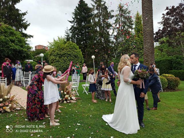 La boda de Carlos y Isa en Cambre, A Coruña 7