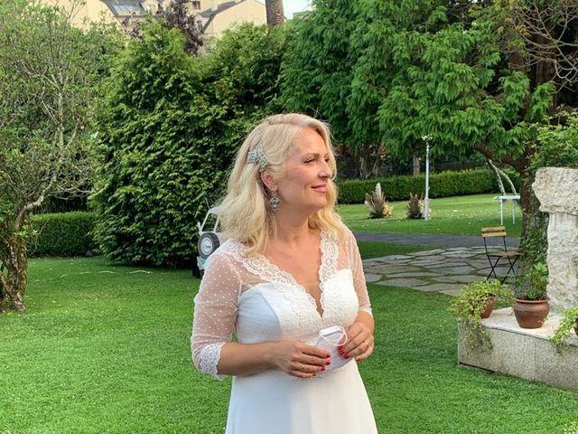 La boda de Carlos y Isa en Cambre, A Coruña 10