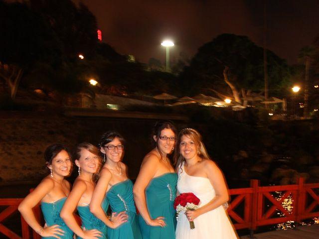 La boda de Sheila y Daniel en Las Palmas De Gran Canaria, Las Palmas 3