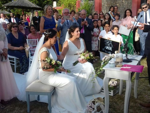 La boda de Bea y Maria