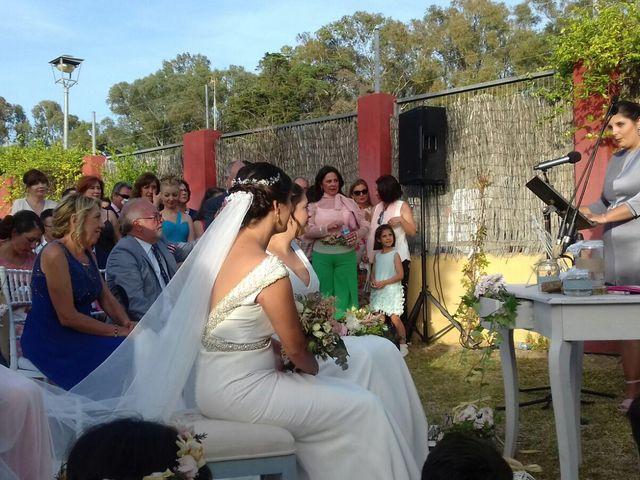 La boda de Maria  y Bea en El Puerto De Santa Maria, Cádiz 1