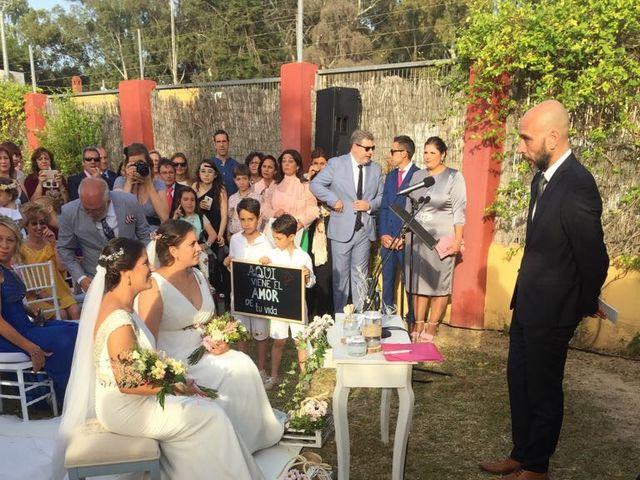 La boda de Maria  y Bea en El Puerto De Santa Maria, Cádiz 4