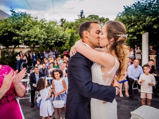 La boda de Angela y Dani