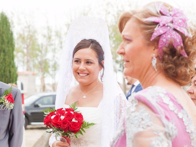 La boda de Daniel y Cristina en Ávila, Ávila 5