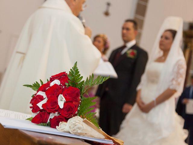 La boda de Daniel y Cristina en Ávila, Ávila 7