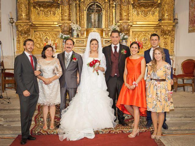 La boda de Daniel y Cristina en Ávila, Ávila 9
