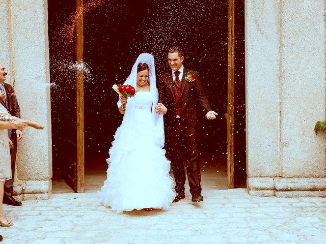 La boda de Daniel y Cristina en Ávila, Ávila 12