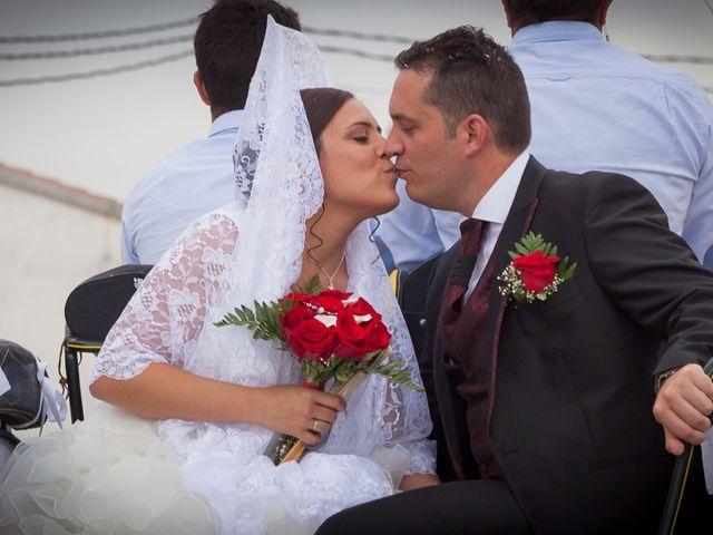 La boda de Daniel y Cristina en Ávila, Ávila 13
