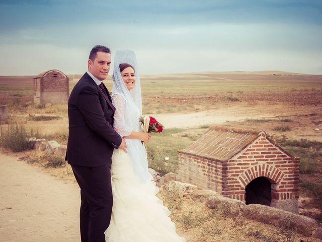 La boda de Daniel y Cristina en Ávila, Ávila 15