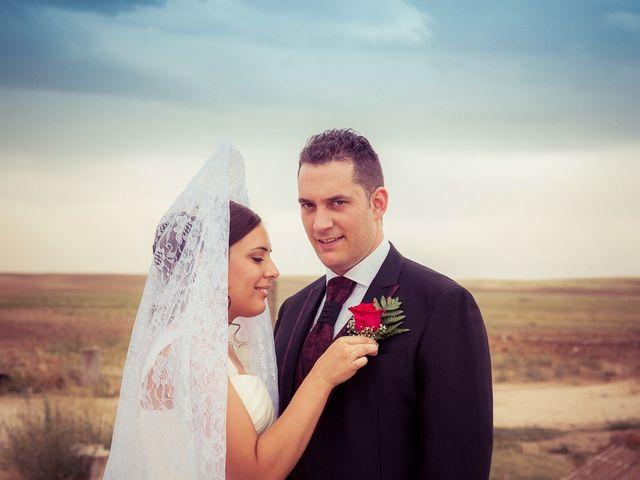 La boda de Daniel y Cristina en Ávila, Ávila 16