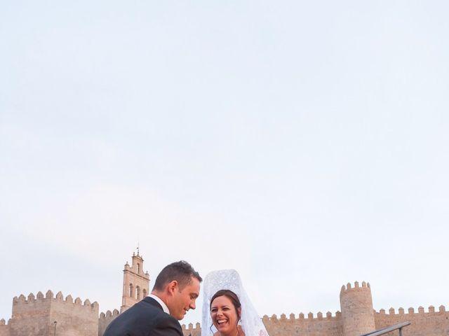 La boda de Daniel y Cristina en Ávila, Ávila 33