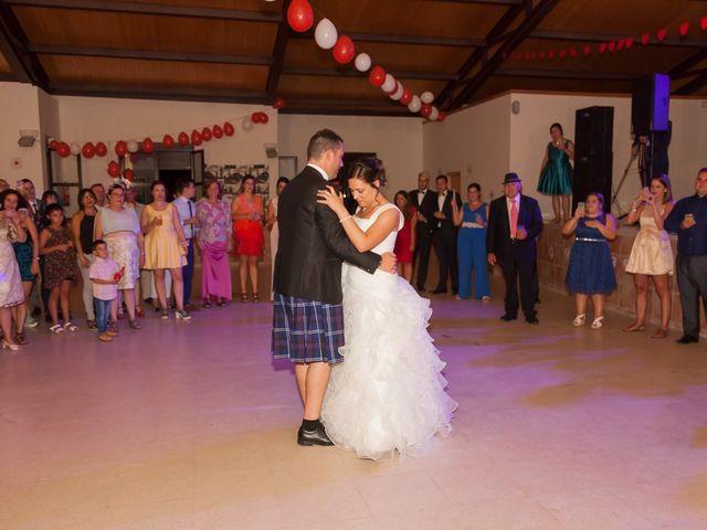 La boda de Daniel y Cristina en Ávila, Ávila 35